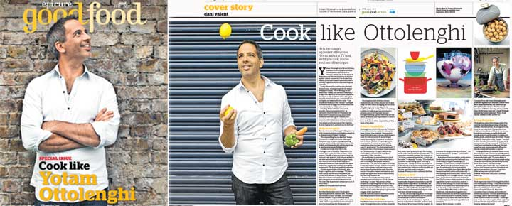 Cook like Ottolenghi