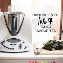 Dani Valent's Fab 4 Favourites