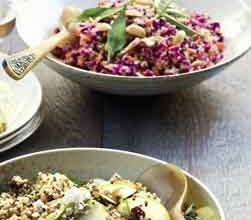 Thermomix Peanut Butter Coleslaw