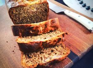 Karen Martini's Banana Bread Recipe for Thermomix