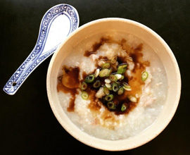 Chicken Congee Thermomix recipe