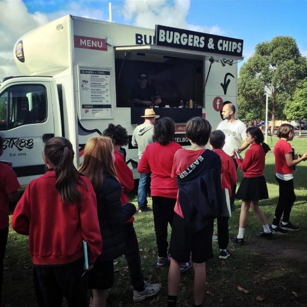 DANI VALENT St Kilda Primary School & St Kilda Burger Bar reviews